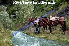 Infiernillo by Horse