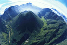 Largest Crater In South America